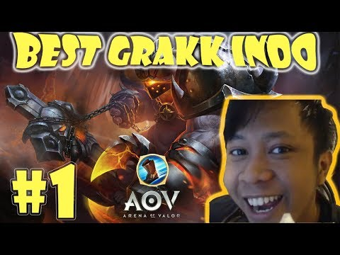 BEST GRAKK INDO | Funny Moments #1