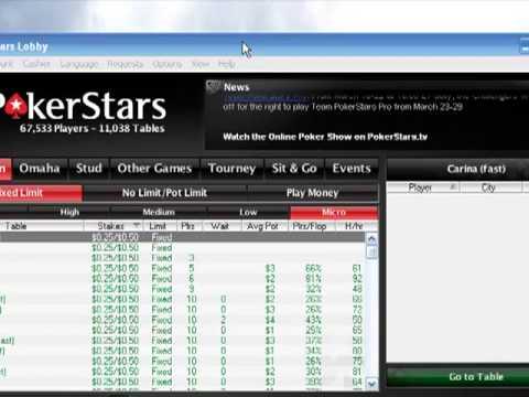 Pokerstars Bonus 50