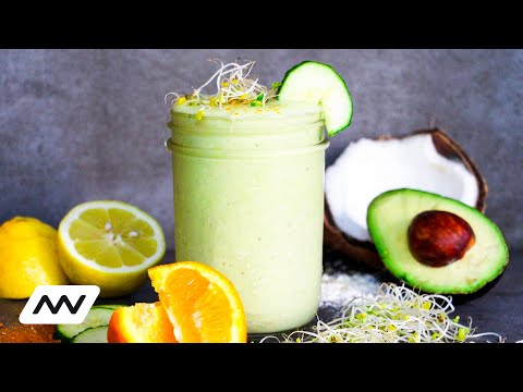 Broccoli Sprout Smoothie | Onnit Kitchen with Liv Langdon & Carmen Morgan