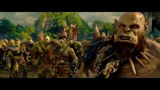 Warcraft (2016) - Gul'dan vs Durotan- Mak'gora [4K]