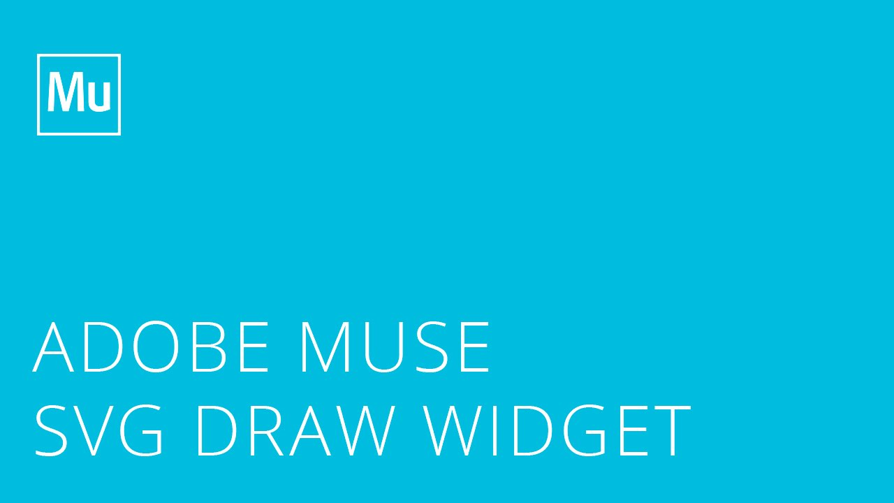 Draw SVG Widget for Adobe Muse by Musefree