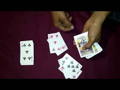 Andhar Bahar play Card Tricks we Will teach how to won, if u want learn call this 8095433729