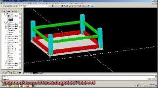 Dạy Thiết Kế đồ Gỗ Nội Ngoại Thất | Wooden Furniture Design | 0937008446