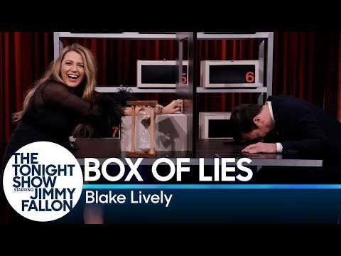 Box of Lies with Blake Lively