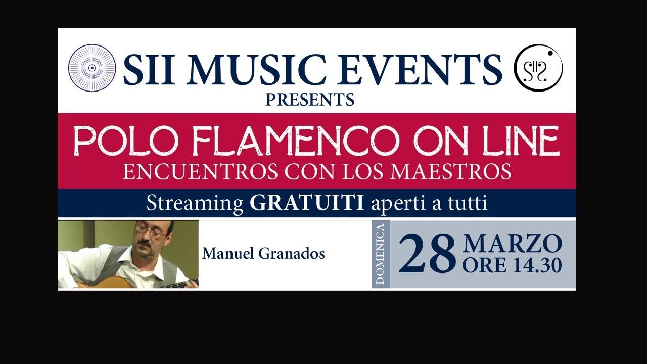 Download POLO FLAMENCO ON LINE  - MANUEL GRANADOS