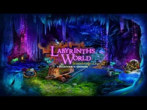 Labyrinths of the World 4: Stonehenge Legend Collector's Edition Gameplay | HD 720p