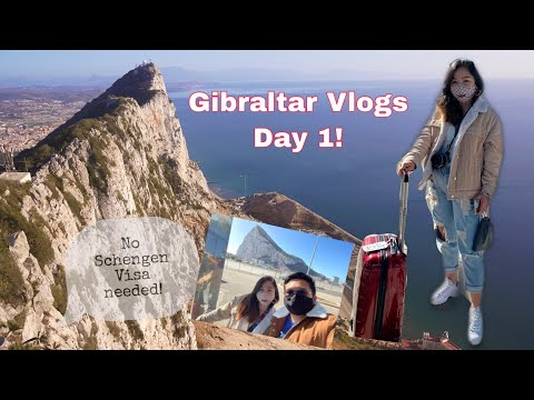 Weekend Holiday in Gibraltar Day 1! Fun Dolphin Safari Adventure