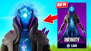 Nouveau gameplay Infinity Skin - Star Walker Set! (Fortnite Battle Royale)