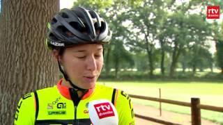 Janneke Ensing wil opvallen tijdens NK wielrennen
