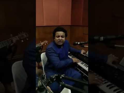 SHAMOON FIDA JAB TASVUR MERA AT RADIO PAKISTAN LAHORE