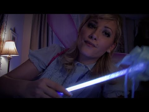 Tooth Fairy Tingles - ASMR - Role Play - Teeth Cleaning, Personal Attention, Countdown for Sleep