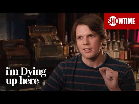 Jake Lacy on Nick  I'm Dying Up Here  Season 1