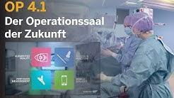 OP 4.1 – Der Operationssaal der Zukunft