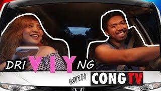 BAKIT KAMI PAREHAS CORTEZ?! - driVIYng with CONGTV (Q&A)