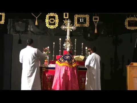 St Johns Church Hosanna Service