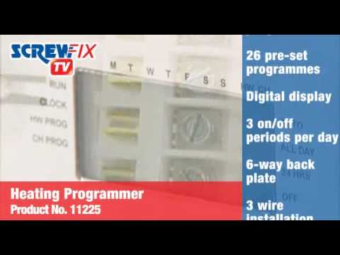 hqdefault screwfix horstmann centaurplus c27 heating programmer youtube centaurplus c27 wiring diagram at fashall.co