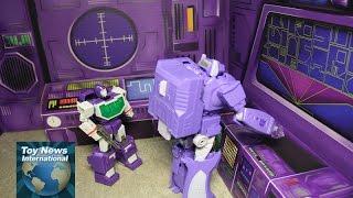 extreme sets action figure pop up headquarters diorama set review