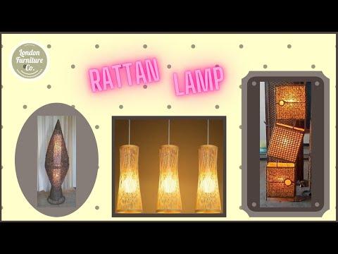 rattan-lamp
