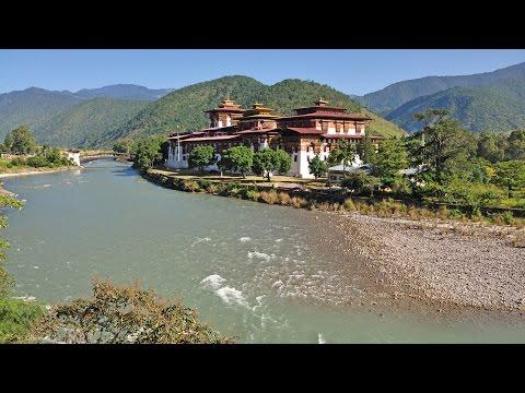 Bhutan - Punakha Valley & Punakha Dzong
