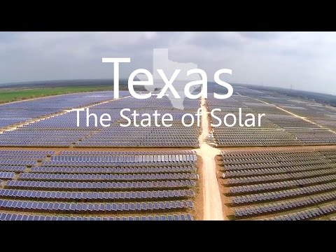 Texas: State of Solar