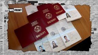 Фейковые документы  зачем Россия признала паспорта ДНР и ЛНР? – Антизомби, 24 02 2017