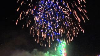 Blackheath fireworks 2012