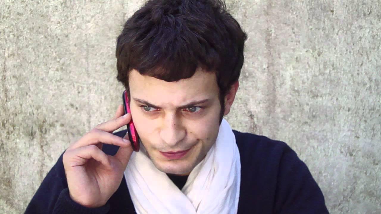 Hermes De Maio marco al telefono.MP4 - YouTube