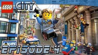 Épisode 4 - Un parcours semé d'embûches... [Série] LEGO City Undercover