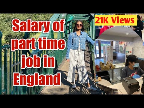 Salary Of Part-time Jobs In England   Process Of Finding A Job