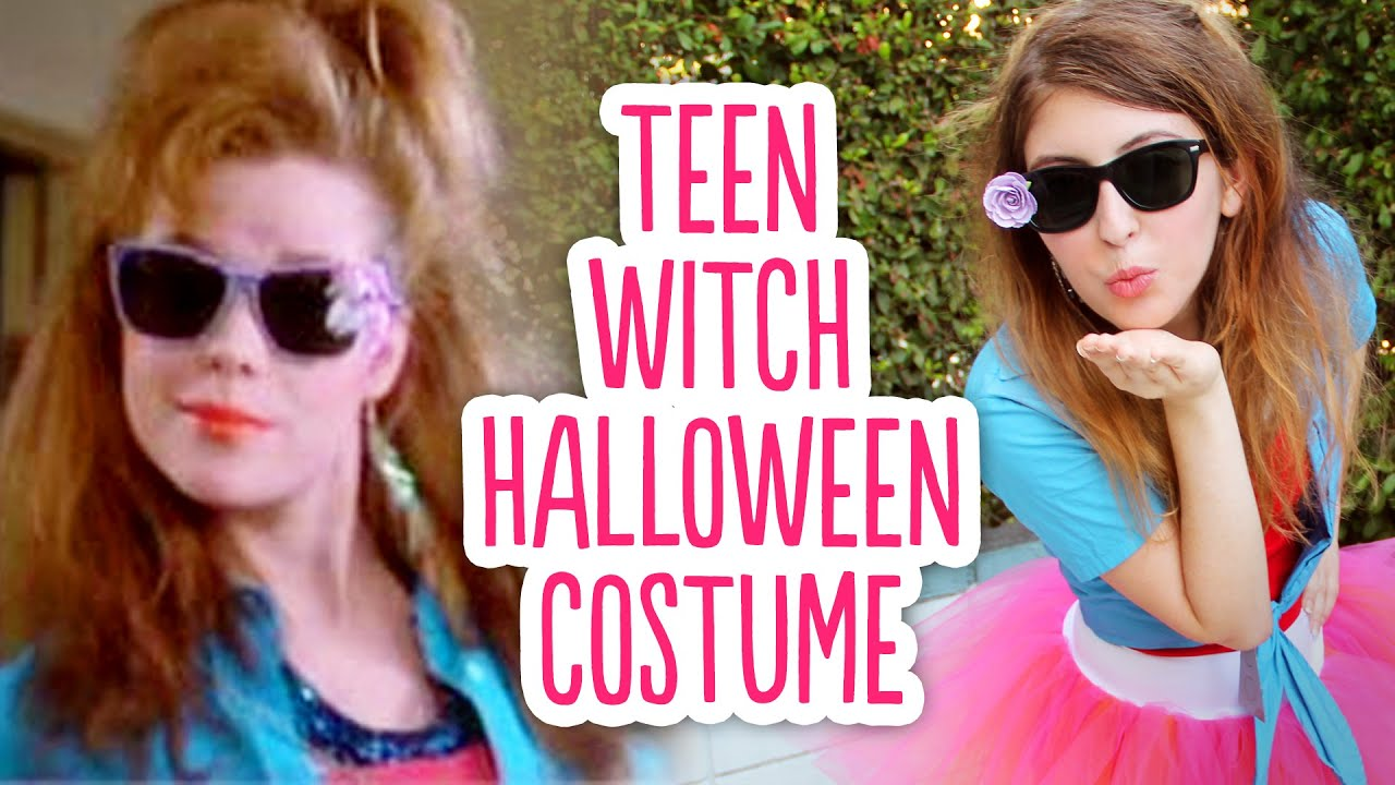 Opinion you Teen witch outfits
