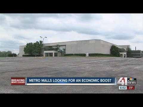 The state of Kansas City-area dead malls