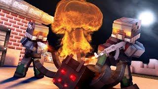 "Minecraft сериал: ""ЯДЕРНЫЙ УДАР"" - 2 серия"