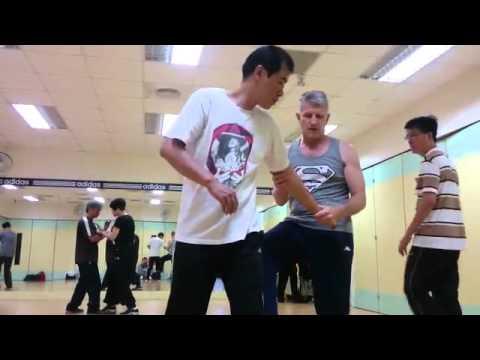Wing Chun jip sao