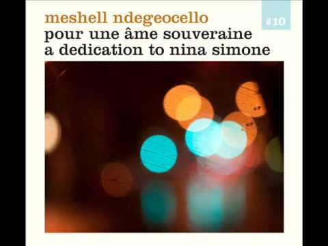 "Meshell Ndegeocello ""To Be Young, Gifted and Black""ft. Cody ChesnuTT"