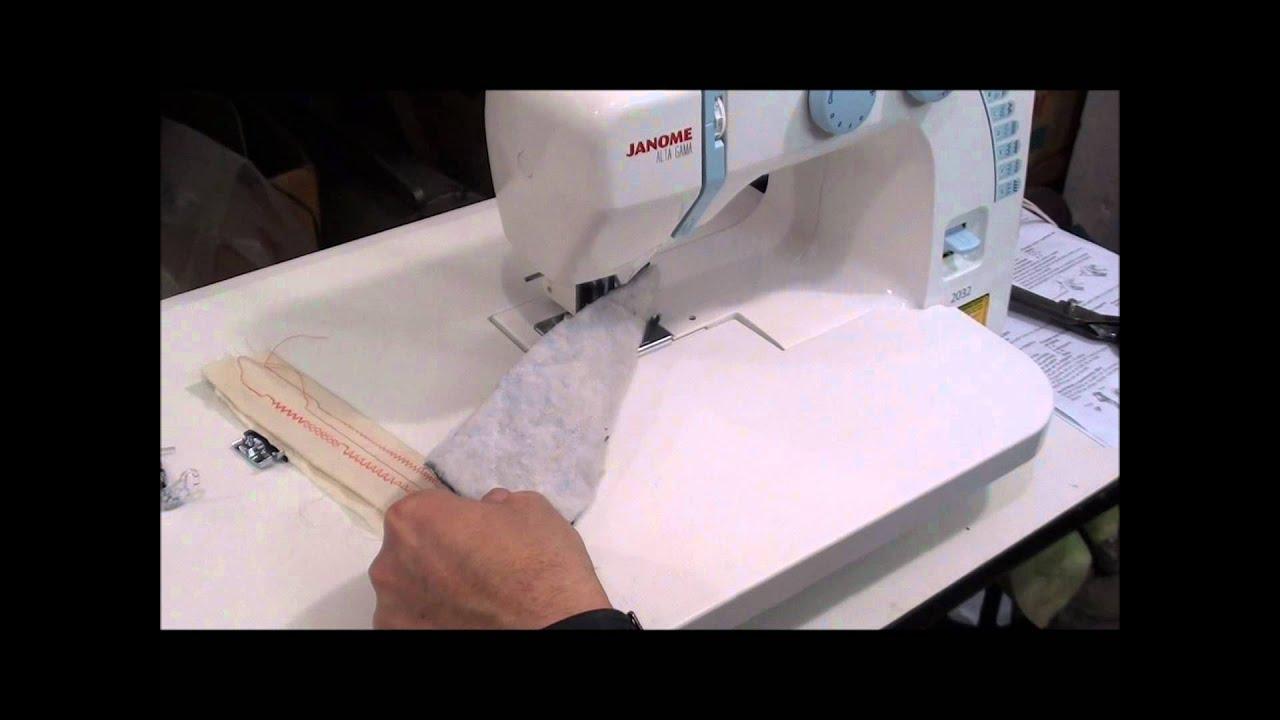 Maquina de Coser Janome 2032 + Kit Quilting en MAQUINERIA
