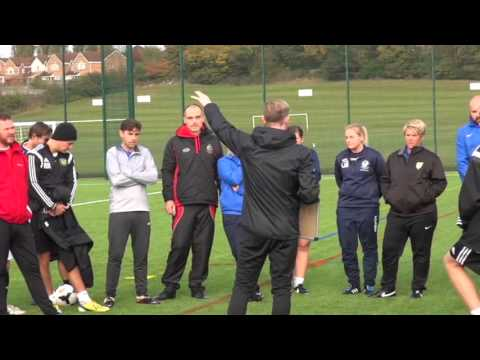 Matt Craddock Module 3 Oct 2015 Cheshire FA