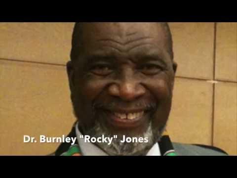 Burnley Rocky Jones: The Revolutionary!