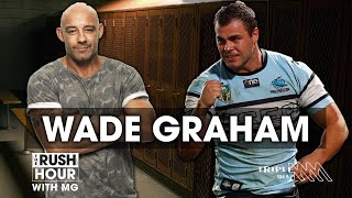 Wade Graham Chats Captaincy Challenges With Paul Gallen