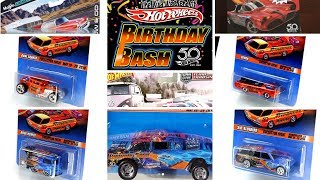 WILD WEEKEND OF HOT WHEELS BIRTHDAY BASH Exclusive cars and More News