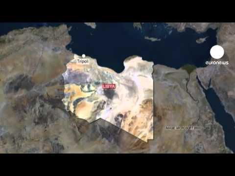 NATO deny Tripoli attack; Misrata hit by shelling