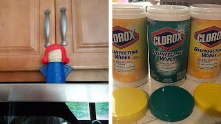 23 Things For Lazy Person Who Wants A Clean House