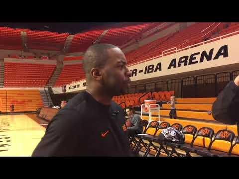 OSU Basketball: Boynton talks Baylor, West Virginia