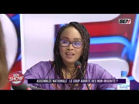 Diop Sy et Maimouna Bousso sur L'Effondrement d'immeubles au