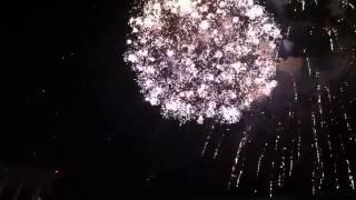 July 4th fireworks O.co Coliseum