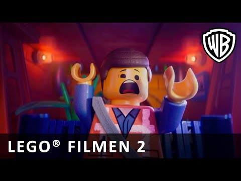 LEGO® Filmen 2 - Officiel Trailer 2 (DK)