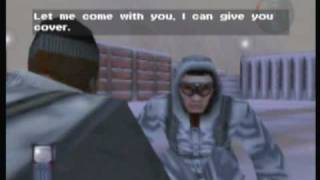 Mission Impossible : N64 Playthrough Mission 1 Ice Hit