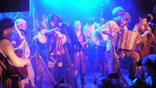 When Ye Dead Come Sailing Home - Ye Banished Privateers - Live @ Scharinska 2012