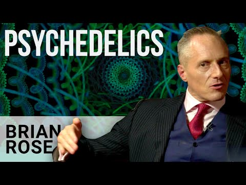 PSYCHEDELICS AND AYAHUASCA - Brian Rose