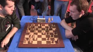 2015-09-06 Round 09 GM Nepomniachtchi Ian - IM Demidov Mikhail Moscow chess blitz