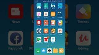 How to Set wallpaper and theme in redmi 4, nite 4, y1 and any android phone in hindi